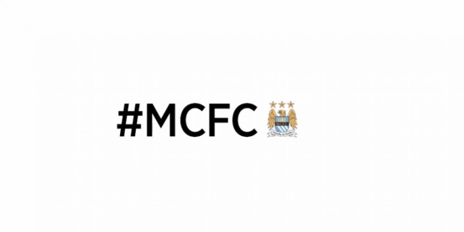 Manchester City. Foto:Twitter
