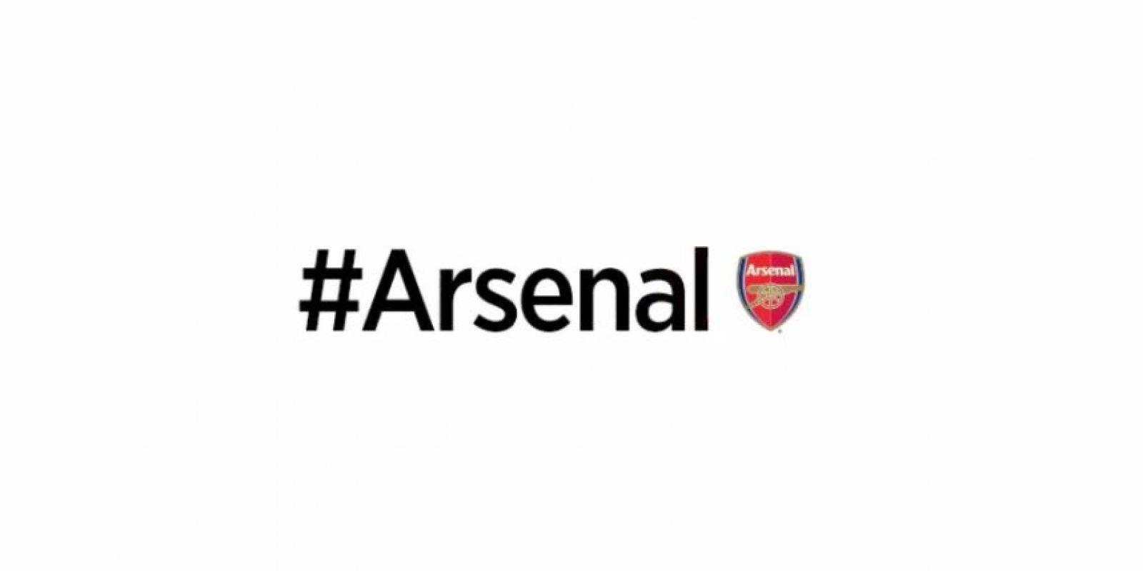 Arsenal. Foto:Twitter