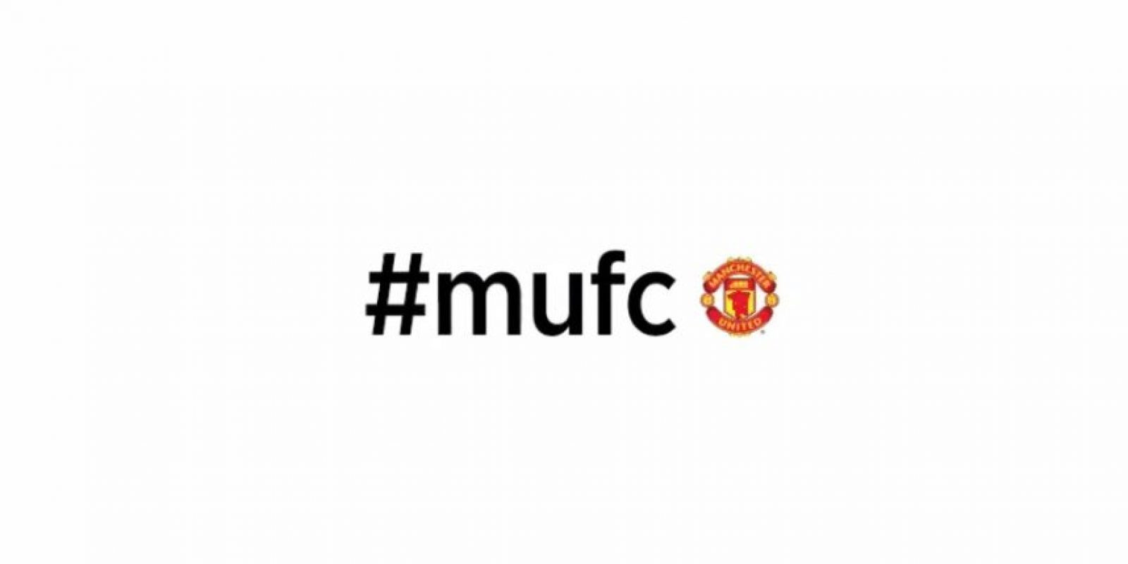 Manchester United. Foto:Twitter