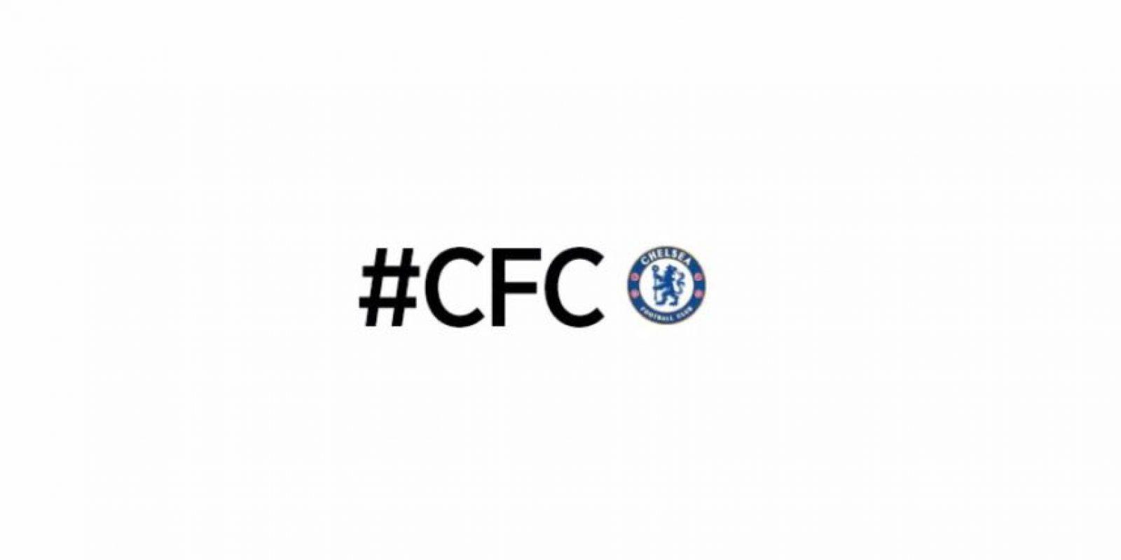 Chelsea. Foto:Twitter