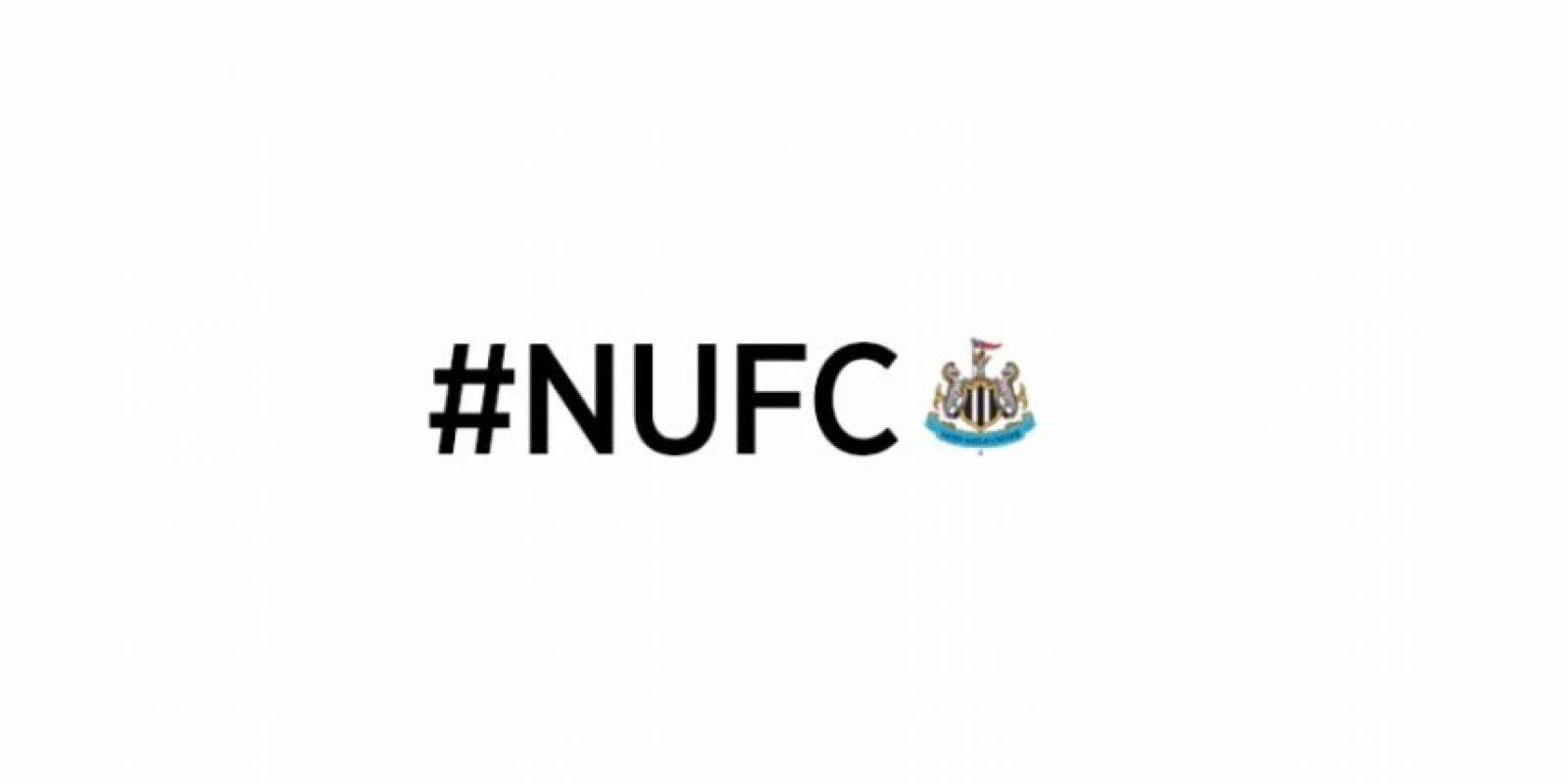 Newcastle United. Foto:Twitter