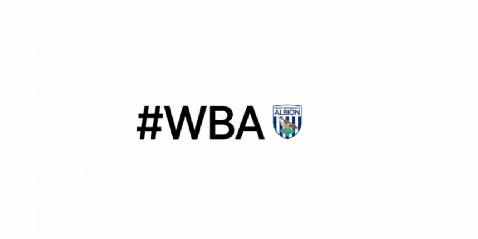 West Bromwich Albion. Foto:Twitter
