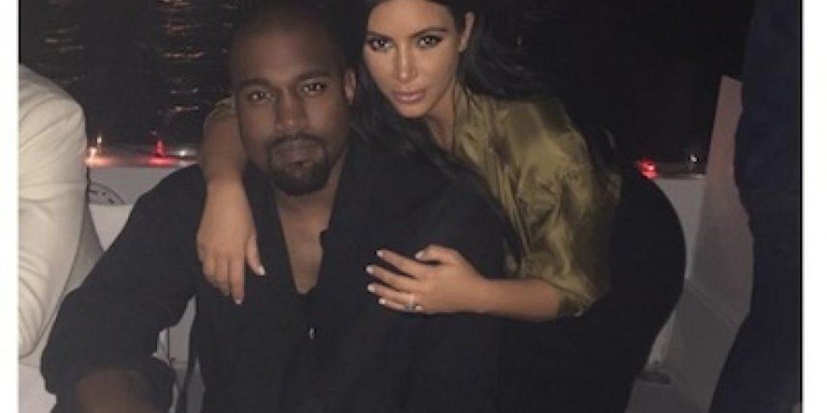 Revelan cómo se llamará el segundo bebé de Kim Kardashian