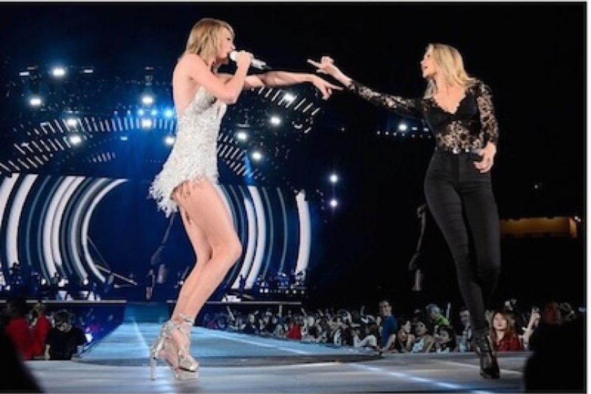 Forma parte del grupo de amigos de Taylor Swift. Foto:Instagram/GigiHadid