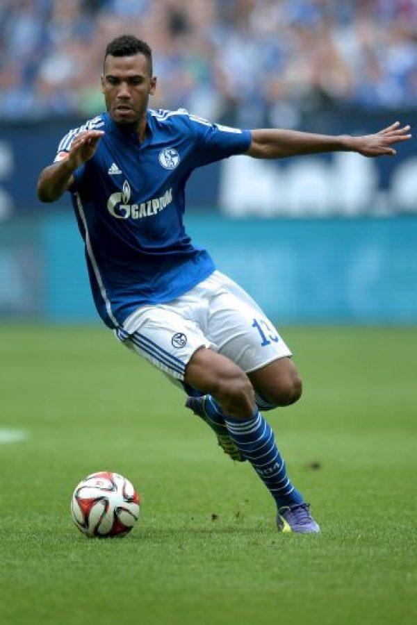 Este delantero camerunés milita en el Schalke 04 de Alemania. Foto:Getty Images