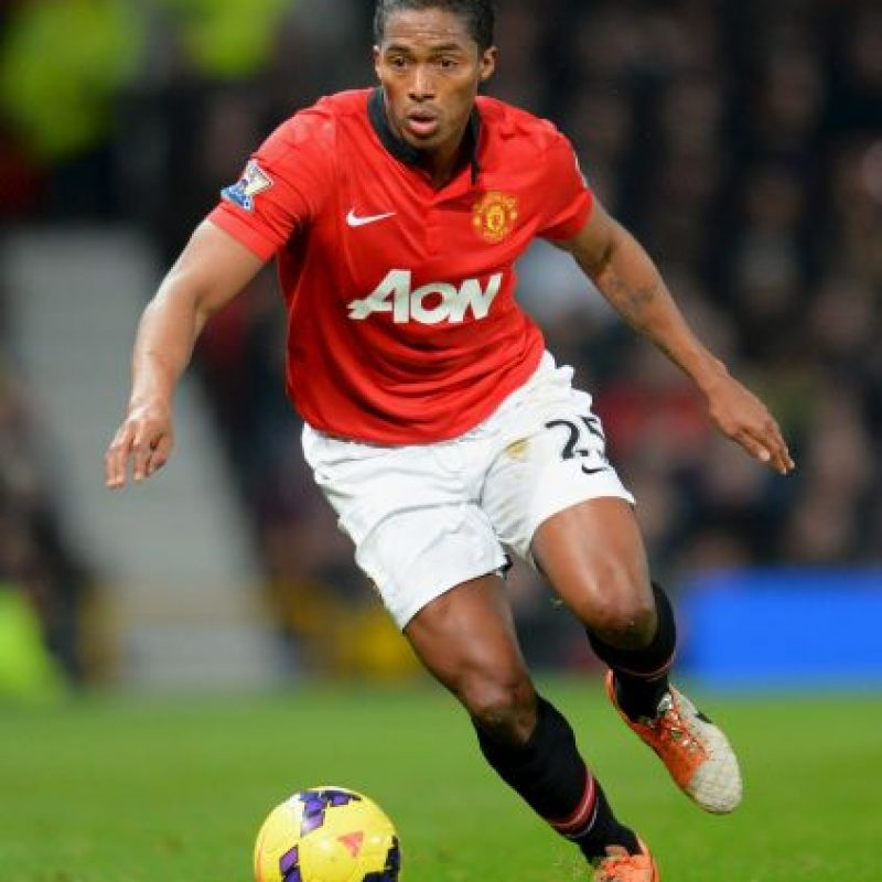 Antonio Valencia (Manchester United/Ecuador) Foto:Getty Images