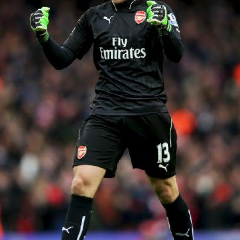 El guardameta colombiano deberá demostrar su talento compitiendo por la titularidad contra Petr Cech. Foto:Getty Images