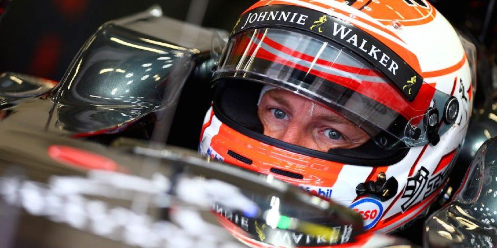 El piloto de Fórmula 1, Jenson Button fue víctima de la delincuencia mientras pasaba sus vacaciones en Francia. Foto:Getty Images