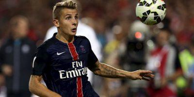 13. Lucas Digne – 15 millones de euros (2013). Foto:Getty Images