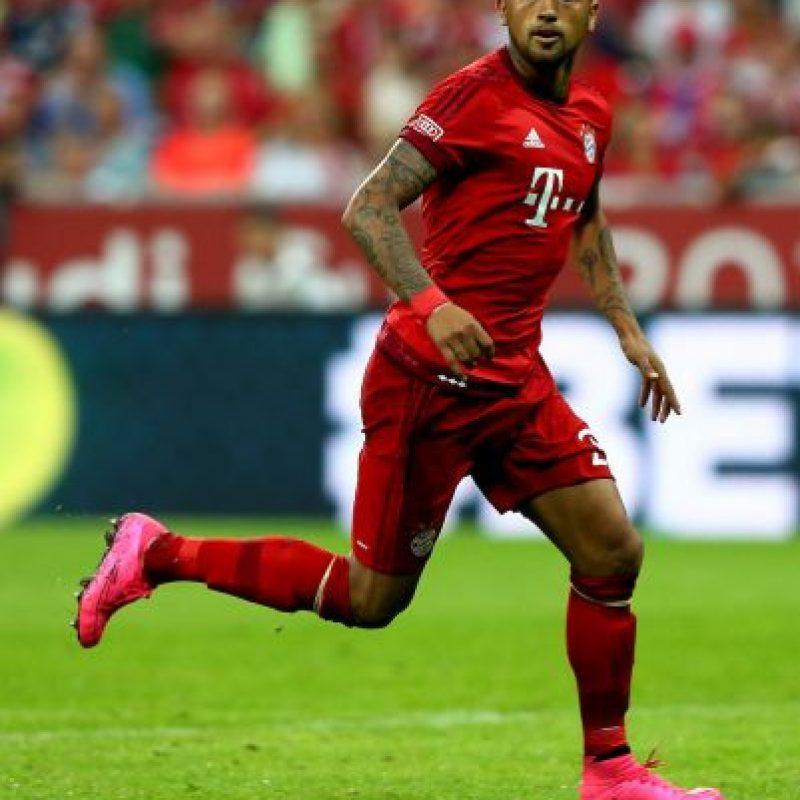 Bayern Múnich le pagó a Juventus 37 millones de euros por el chileno Foto:Getty Images