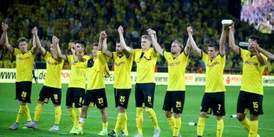Después de jugar la final de la Champions del año pasado, en la última temporada de la Bundesliga llegaron a ser último lugar de la tabla, pero se recuperaron y alcanzaron un lugar para la Europa League Foto:Getty Images
