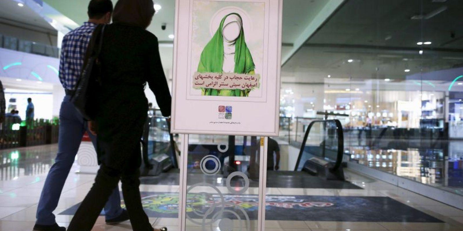"""No nos avergonzamos de las penas Islámicas"" Foto:Getty Images"