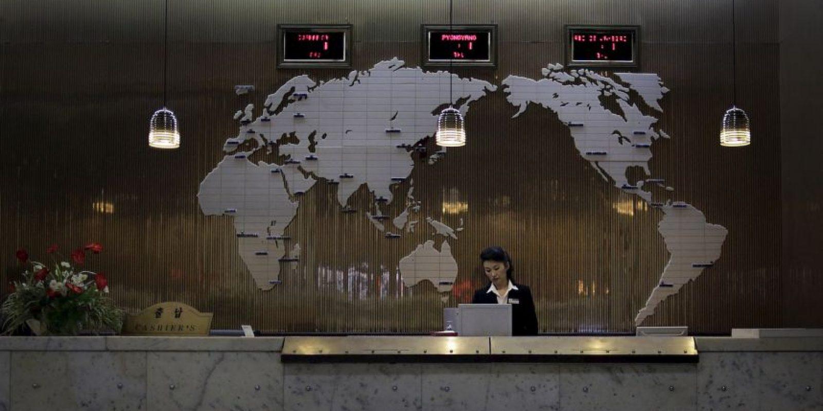 Es el cuarto y último hijo del fallecido líder Kim Jong-il Foto:AP