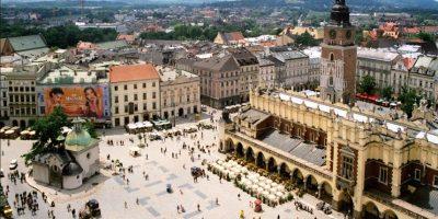 1. Cracovia, la ciudad de Polonia resultó ser el lugar más barato para tomar una cerveza en el mundo Foto:Vía wikipedia.org