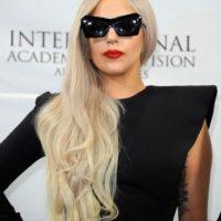 Este tipo de lentes son usados frecuentemente por la extravagante Lady Gaga Foto:Getty Images