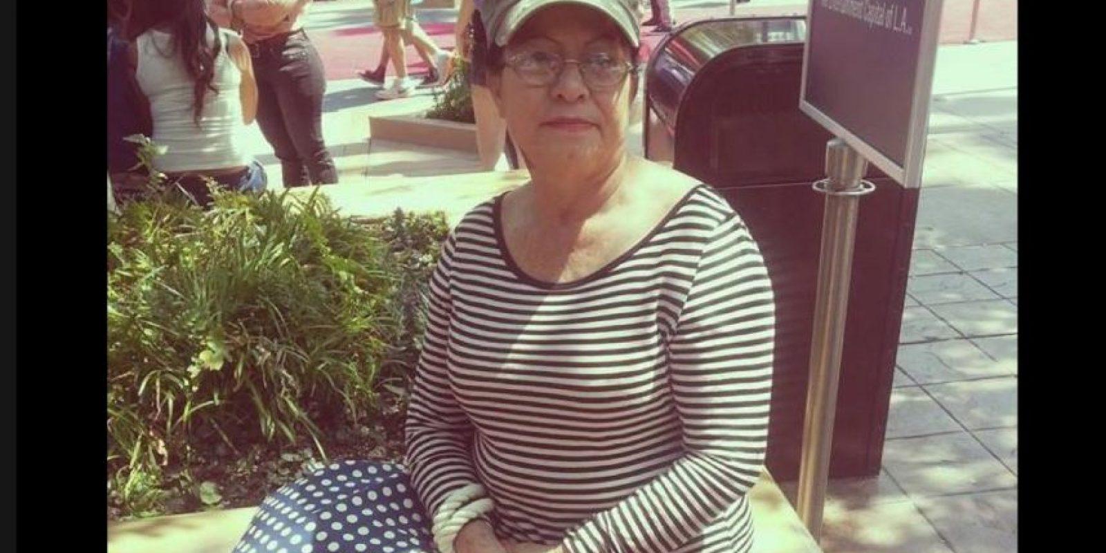 Su madre fue la que contesto a las ofensas de la estadounidense. Foto:Vía facebook.com/carlossteven.vasquez.9