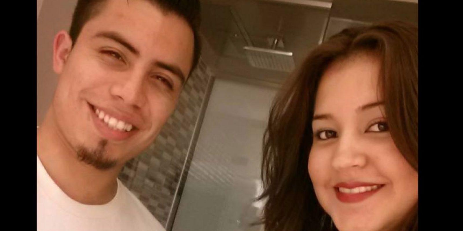 Carlos Steven Vásquez, fue joven que hizo publico el ataque de la mujer. Foto:Vía facebook.com/carlossteven.vasquez.9
