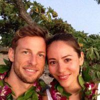 La pareja comenzó a salir en 2008, pero después de algunas rupturas, regresaron y se casaron hace un año. Foto:Vía instagram.com/jessicamichibata