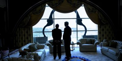 Primer ministro de Malasia en Reunión. Foto:AFP