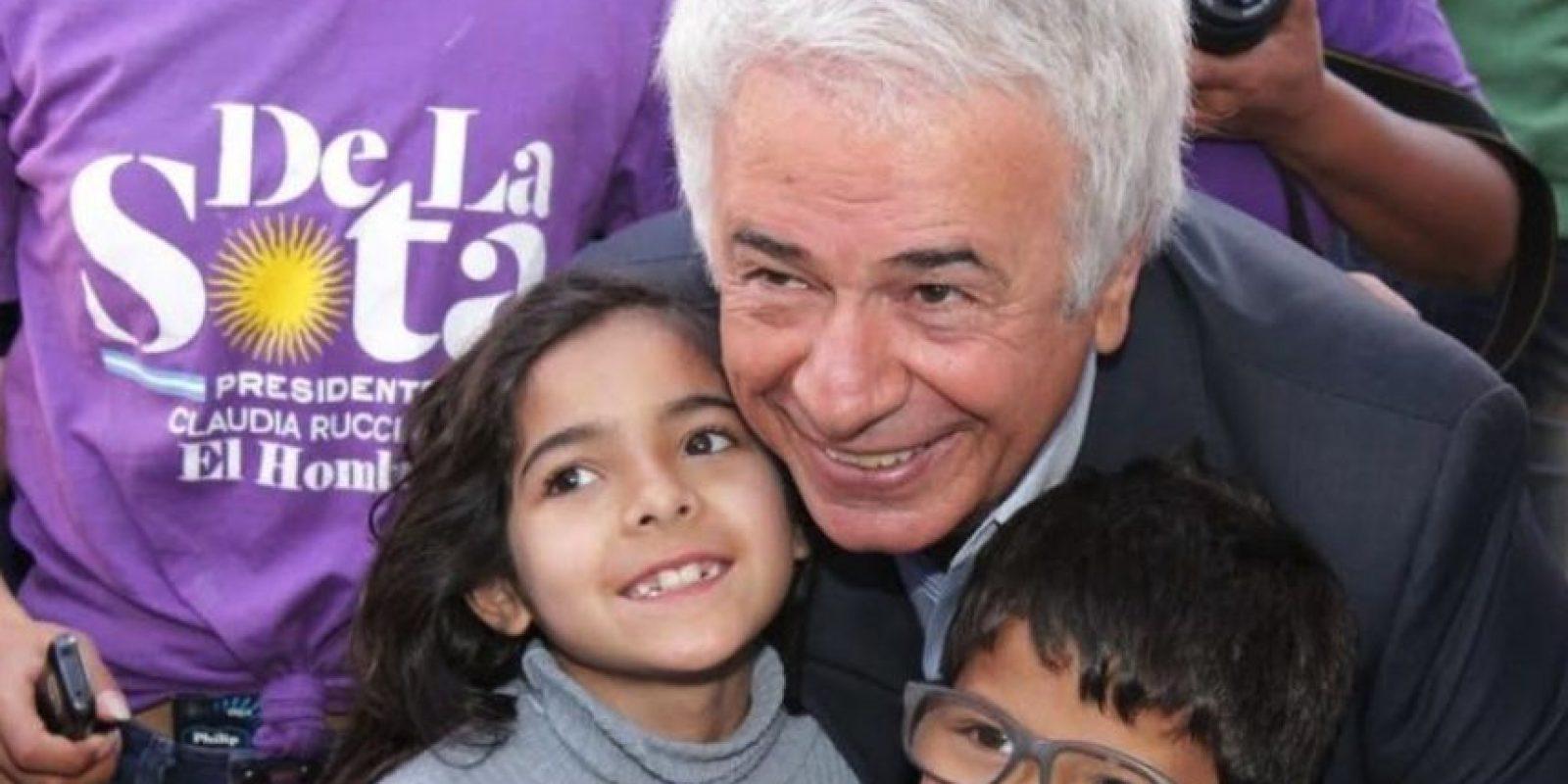 """José Manuel de la Sota – """"Unidos por una Nueva Argentina"""" Foto:facebook.com/DelaSotaOk"""