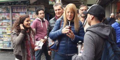 También es diputada por parte de Buenos Aires Foto:Facebook.com/Stolbizer