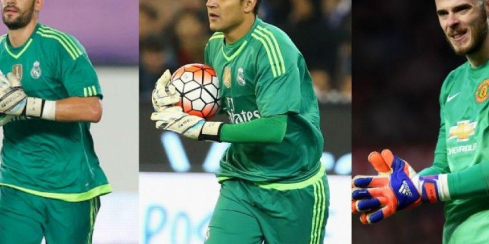 El puesto de portero del Real Madrid está en el centro de atención. La salida de Iker Casillas y la posible llegada de David de Gea, lo que afecta directamente a Keylor Navas. Foto:Getty Images
