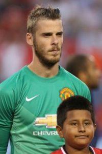 Nació en el Atlético de Madrid, pero en 2011 se marchó a Old Trafford. Foto:Getty Images