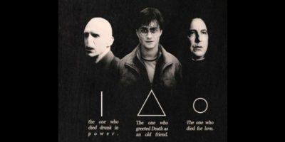 """La teoría establece que """"Voldemort"""", """"Snape"""" y """"Harry"""" son los hermanos """"Peverell"""". Foto:Pinterest"""