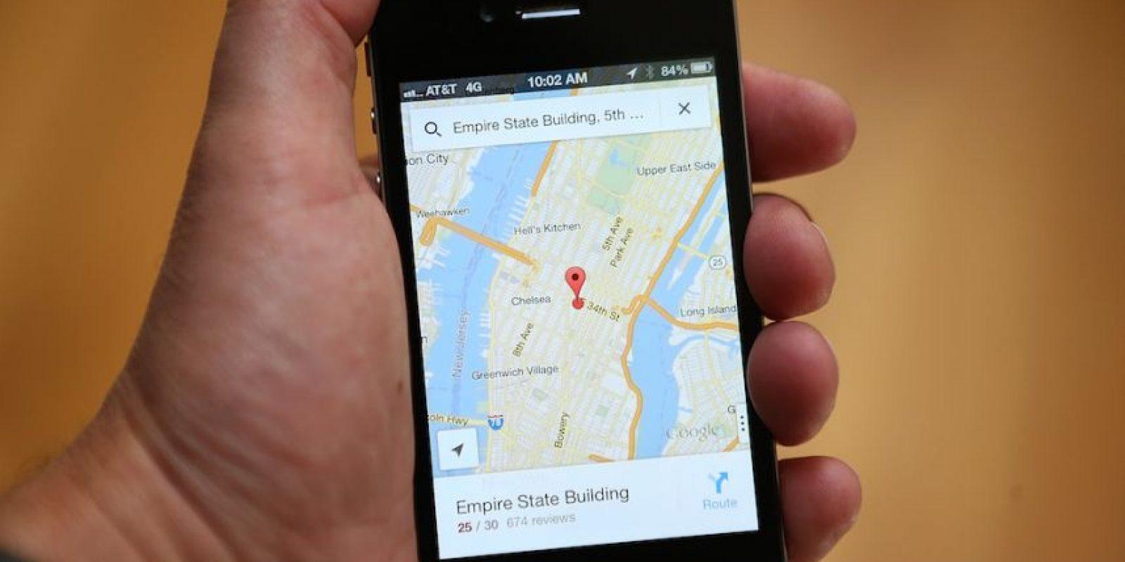 4- Desactiven los servicios de localización. Foto:Getty Images