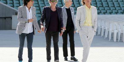 Son la agrupación más longeva de la historia del rock. Foto:Getty Images