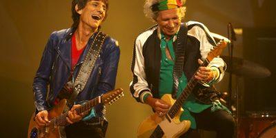 Ha estado ininterrumpidamente en la agrupación desde 1962 junto al cantante Mick Jagger y el baterista Charlie Watts. Foto:Getty Images