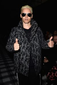 Jared es mejor conocido por ser el fundador de la banda de rock 30 Seconds to Mars. Foto:Getty Images