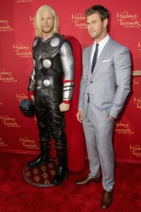 "La figura de ""Thor"" Foto: Getty Images"