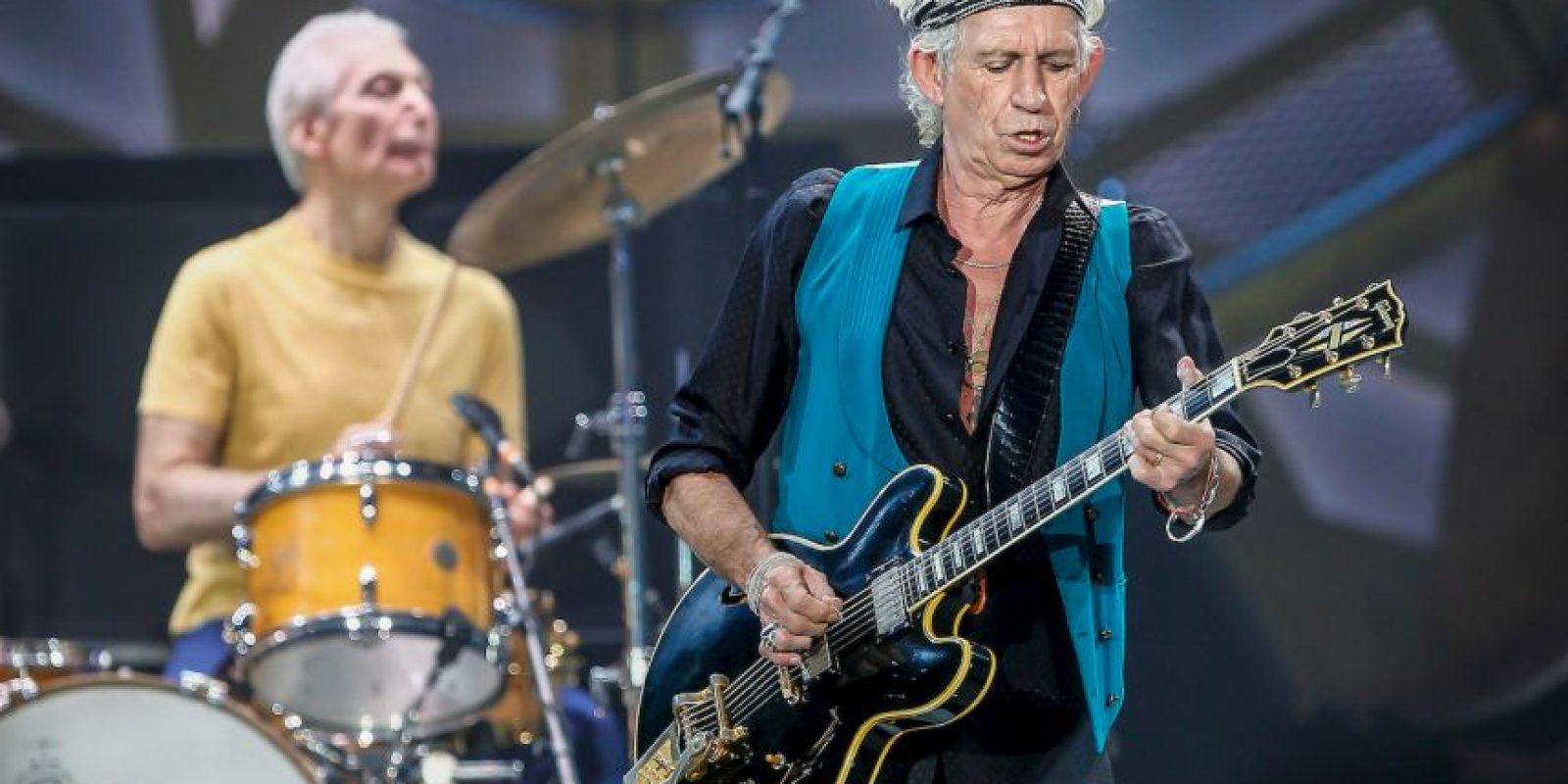 Keith Richards cuestiona la calidad del álbum más emblemático de los Beatles. Foto:Getty Images