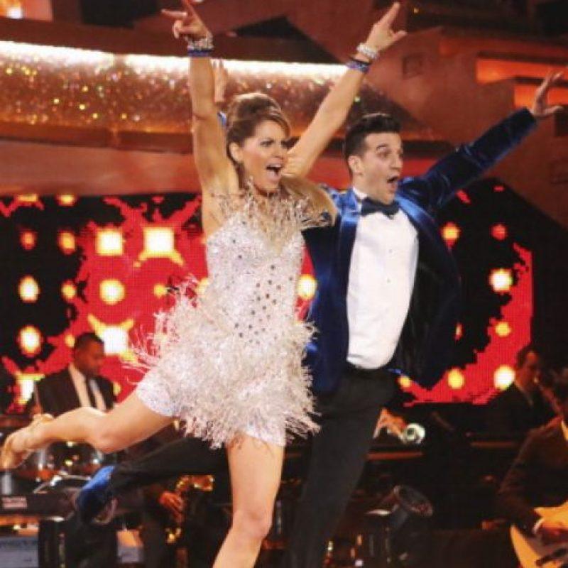 """A pesar de eso, su popularidad creció por participar en """"Dancing with the Stars"""". Foto:vía Getty Images"""