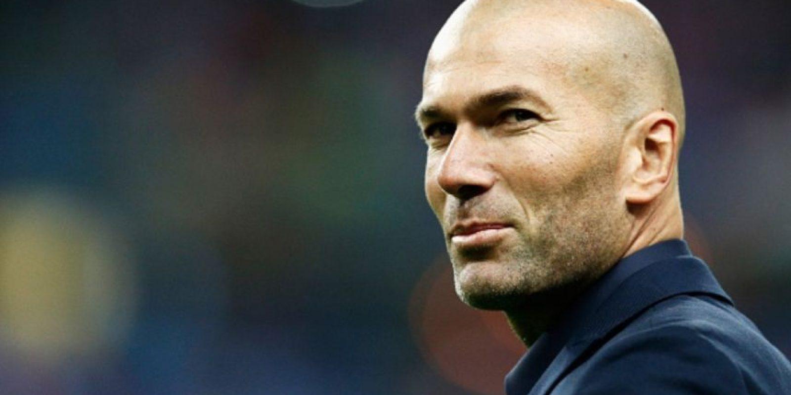 Zinedine nació en Marsella, aunque nunca jugó con el equipo local. Foto:Getty Images