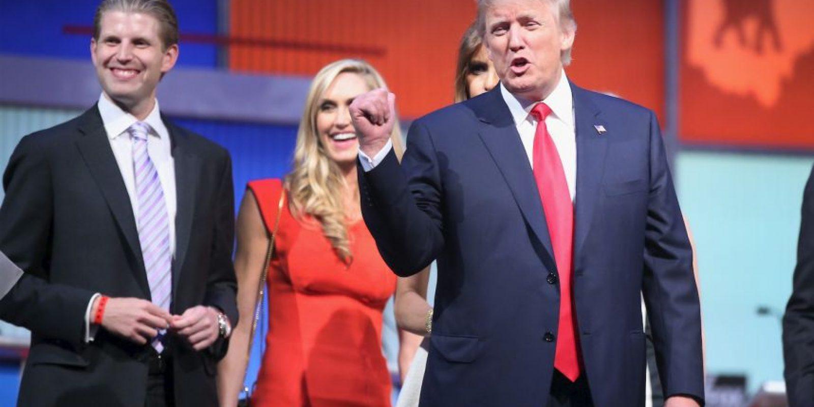Tras el reporte de que había sido despedido por Trump, Roger Stone publicó en redes sociales: Foto:Getty Images