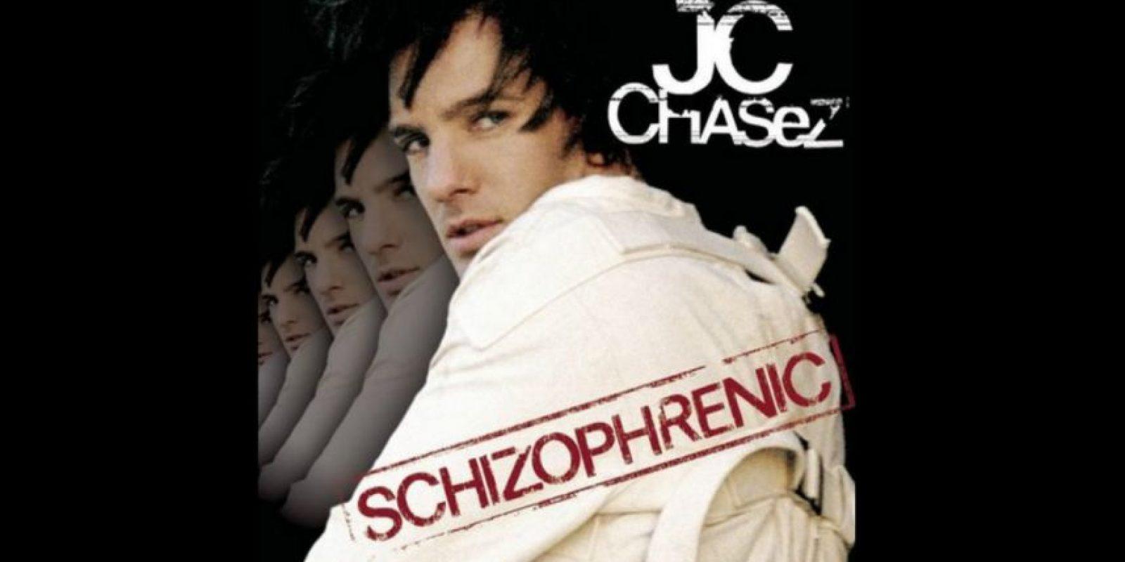 """En el año 2004 salió a la venta su álbum """"Schizophrenic""""."""