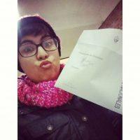 Y los jóvenes que votaron por primera vez, compartieron un selfie Foto:https://instagram.com/explore/tags/elecciones2015/