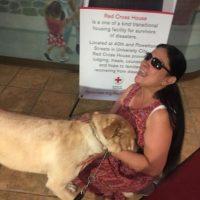 """Es la segunda vez que """"Yolanda"""" llama a los servicios de emergencia Foto:Facebook.com/redpawteam"""