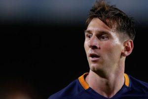 El jugador del Barcelona donó 4.5 millones de pesos argentinos (488 mil dólares) a este programa. Foto:Getty Images