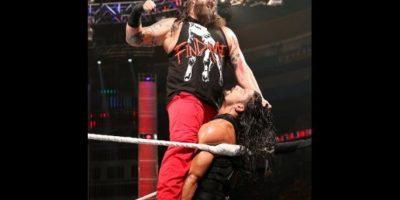 Es un luchador de descendencia samoana Foto:WWE
