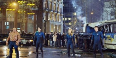 Protagonizada por: Ioan Gruffudd, Jessica Alba, Chris Evans y Michael Chiklis Foto:IMDb