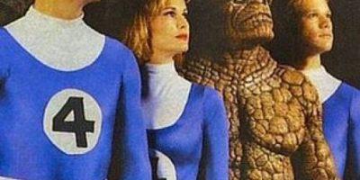 """""""Los 4 Fantásticos"""": Así ha sido la evolución de estos superhéroes"""