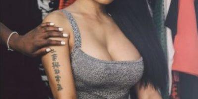 Así respondió Nicki Minaj ante las acusaciones por abusar del Photoshop