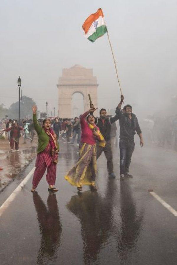 En las últimas revisiones a la legislación, India no contempla la violación en el matrimonio como tal Foto:Getty Images