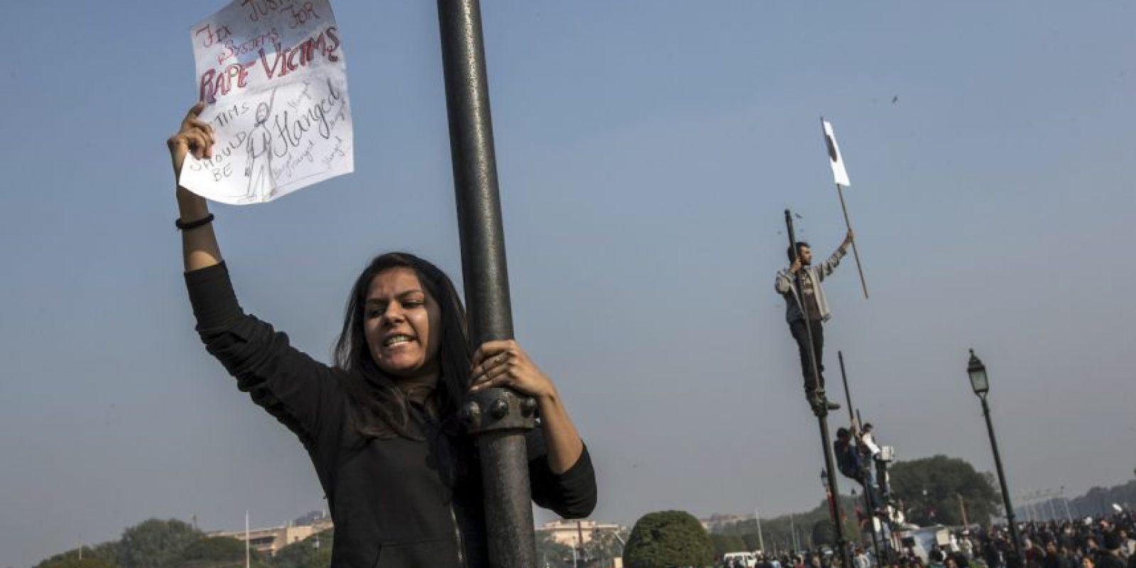 En el 98% de los casos, el violador es una persona conocida por la víctima Foto:Getty Images