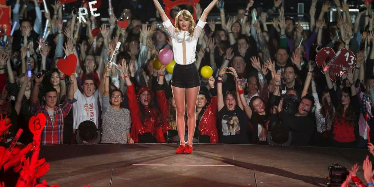 """Taylor Swift brinda tiernas y emotivas palabras a fan """"aterrorizado"""