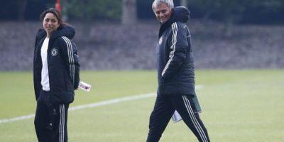 La guapa doctora del Chelsea contesta a las críticas de José Mourinho