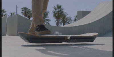 Lexus trabajó en un prototipo que ha logrado flotar en el aire Foto:Lexus